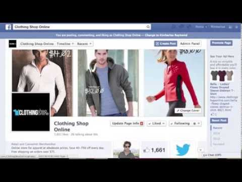 How to Add A Twitter Tab to your Facebook Page