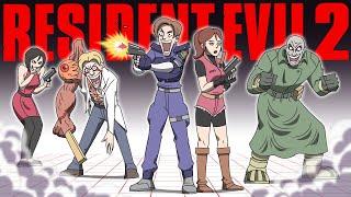 Resident Evil 2 Parody Animation - GAME SHENANIGANS