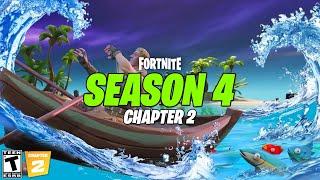 Fortnite - Season 4 Trailer (Chapter 2)