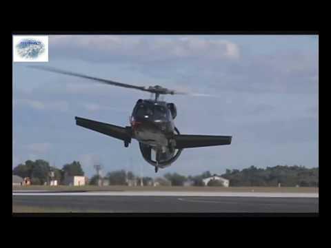 🚀 Schnellste Hubschrauber der Welt Testflug Piasecki X49A Piasecki X49A Helicopter for US Military