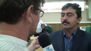 Edinho agradeceu votação e se comprometeu em continuar seu trabalho pelos moradanovenses