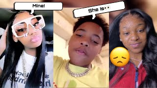 Mykel Should Stop?!  Mykel&Raine Talk About Their Relationship!