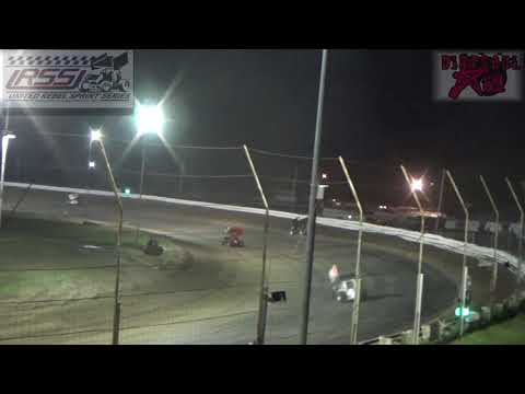 Belleville High Banks - Inaugural 305 Sprint Car Nationals - 8-4-18 - B Features