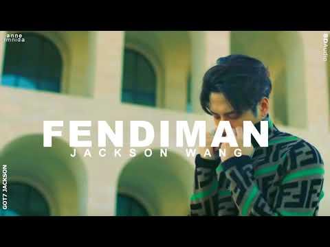 Jackson Wang - Fendiman [8D USE HEADPHONES]