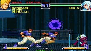 [TAS] KOF 2002 Magic Plus II - Arcade Random Team #20