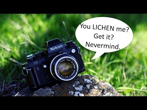 Introduction to the Nikon F3, Video 1 of 2