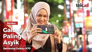 Liputan ke Taiwan kian asyik dengan Galaxy A70