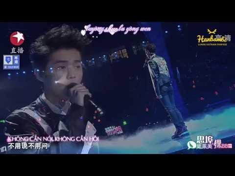 [Vietsub] 141231 Luhan - Our Tomorrow @ Shanghai Dragon TV New Year's Eve Concert