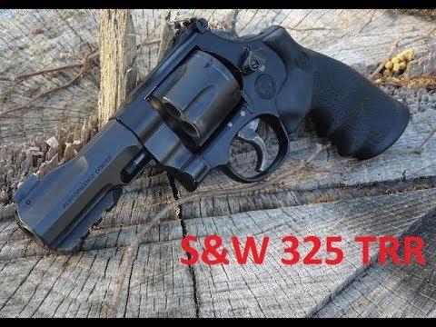 S&W 325 TRR 45 Acp @ IDPA PSC
