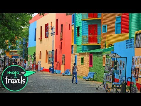 Top 10 Attractions in Buenos Aires