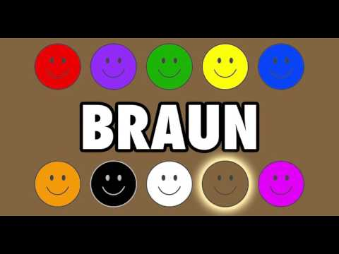 farben lernen auf deutsch deutsch lernen farben lernen f r kleinkinder youtube. Black Bedroom Furniture Sets. Home Design Ideas