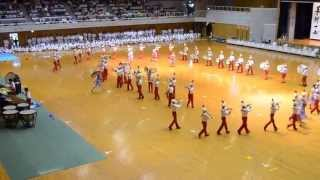Nishihara High School Marching Band @ IOGKF Budosai 2012 - Part 3