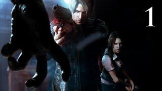 Прохождение Resident Evil 6 Co-op (Леон) - Часть 1 — Глава 1: Добро пожаловать в Толл-Оукс!