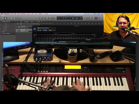Create an Awesome Distortion Guitar in Logic Pro X Part 1