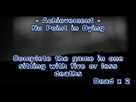LIMBO 100% Walkthrough Gameplay 13 Achievements