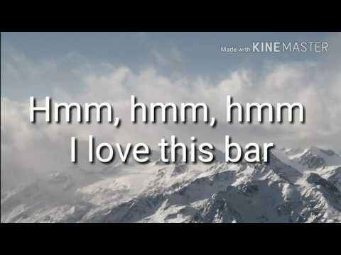I love this bar by Toby Keith (lyrics)