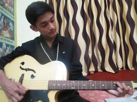 Epi - 2 Guitar Lessons | How to Tune Guitar with Tuner & Harmonium? | Sangeet Pravah World