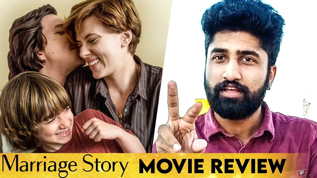 Oscar Nominated Film – Marriage Story Review | VJ Agni