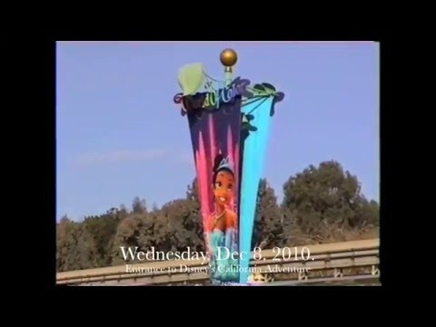 Disneyland Extinct Attractions - Disney California Adventure - Part Seven