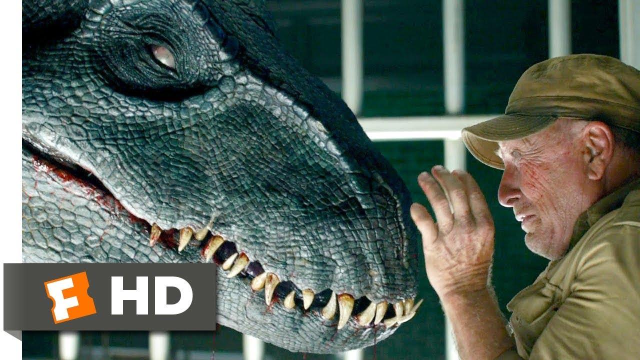 Jurassic World Fallen Kingdom 2018 The Jaws Of The Indoraptor
