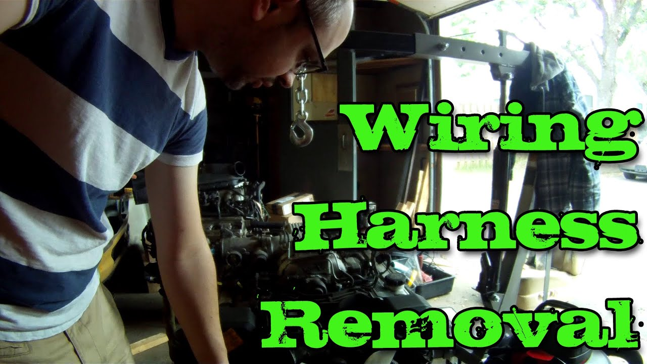 maxresdefault lexus ls400 drift build 12 wiring harness removal youtube 91 Lexus LS400 Slammed at mifinder.co