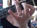 Edelweiss chords for baritone ukulele - instructional video