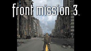 PSX Front Mission 3