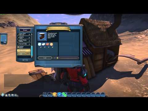 EverQuest Next Landmark Gameplay Alpha