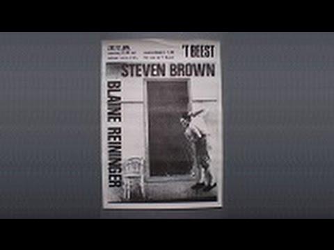 Steven Brown & Blaine L. Reininger (Tuxedomoon) Live @ 't Beest Goes Netherlands 1985