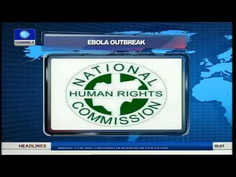 Ebola Virus: W.H.O Declares Emergency In Africa