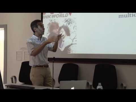NipPop 2012: Iwabuchi Koichi, Pop-Asia as method