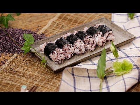 紫米两吃,活血又养颜