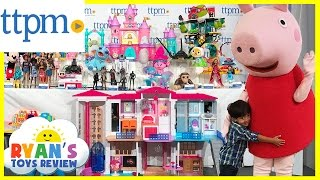 TOYS FOR KIDS TTPM Holiday Showcase Hottest New Kids Toys Ryan ToysReview