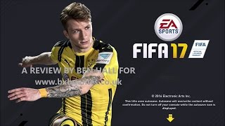 FIFA 17 Review on Xbox One