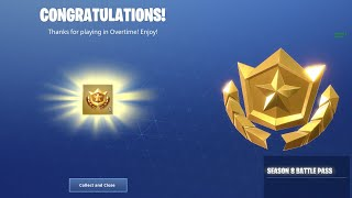 Fortnite | Free Battlepass Season 8 only 66 Hours Left!