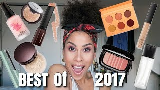 BEST MAKEUP 2017 | MY FAVS OF THE YEAR | kinkysweat