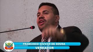 Giuvan de Sousa Pronunciamentos 25 05 2018