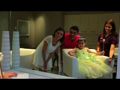 Four Seasons Resort Orlando at Walt Disney World® Resort - Princess Salon Package