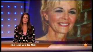 Jan Keizer ( ex BZN ) - interview over borstkanker Anny Schilder - 06-10-2014