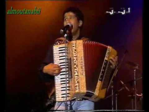 CHAB KHALED et son accordeon : bakhta (live tunisie)