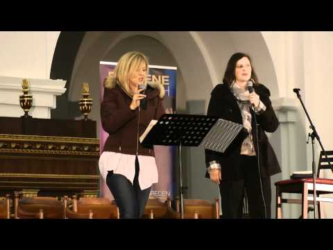 www.bpa.hu - Darlene Zschech seminar for worship teams in Hungary - 2 - FULL HD