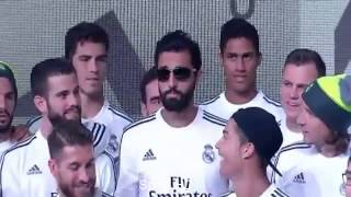 Video] Real Madrid Player ''Funny Mouvement'' at Melbourne Freestyle Show 2015