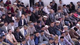Friday Sermon: 1st July 2016 (Urdu)