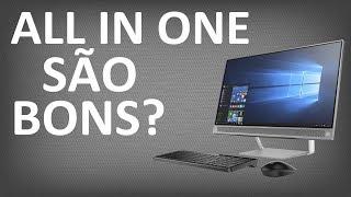 Computadores All In One - Vantagens e Desvantagens