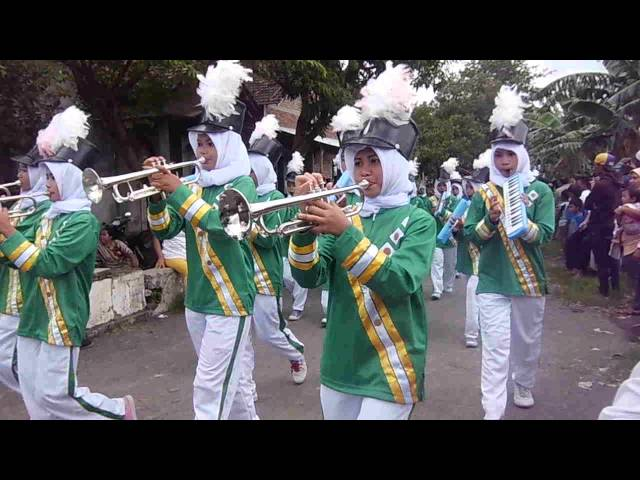 MARCHING BAND (DRUMBAND) MTs - MA NU WAHID HASYIM SALAFIYAH JEKULO KUDUS Travel Video