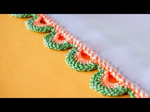 Stitching Tutorial : Make Your Dress Design or Neck Design Look Better | DIY Stitching #27