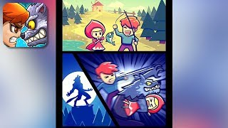 Merge Quest - Gameplay Trailer (iOS)