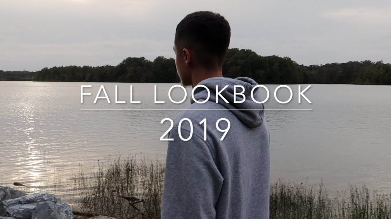 [VIDEO] - Fall LookBook 2019 8