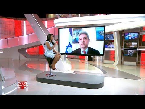 Cara A Cara Con Reda Mansour, Embajador De Israel En Panamá
