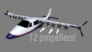 Physics, Engineering Design and the X-57 Maxwell Electric Airplane